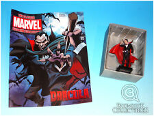 Dracula Statue Marvel Classic Collection Die-Cast Figurine Vampire New #172