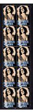 Bette Midler, The Divine Miss M Strip Of Mint Vignette Stamps 3