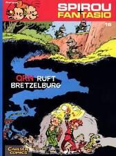 Spirou et fantasio 16 qrn appelle Bretzelburg