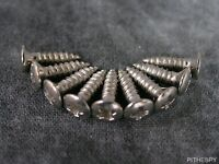 NEW PRS SE EG PICKGUARD SCREWS FOR COVER PLATE GUITAR PART PAUL REED SMITH