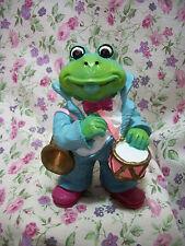 New Frog Figure Musician
