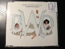 BWO Bodies Without Organs CONQUERING AMERICA Rare Import 7-trk Remixes CD Maxi
