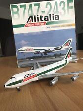 Dragon wings Alitalia B747-243F 1:400