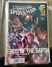 Amazing Spider-Man # 683  2012  marvel  ends of the earth pt 2+ doctor octopus