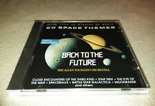 Allen Toussaint Orchestra 20 Space Themes: Back To The Future Cd Star Trek/Wars