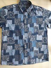 Vintage Sugar Cane Toyo Enterprise Hawaii Style Shirt M Japan RARE Y's Eternal