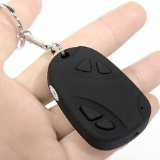 MINI CAR KEY CHAIN SPY VIDEO RECORDER HIDDEN CAMERA CAMCORDER CAM DVR KAWAII