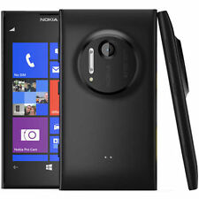 "Unlocked New Nokia Lumia 1020 32GB 4.5"" 4G LTE Windows Phone 8 Smartphone Black"