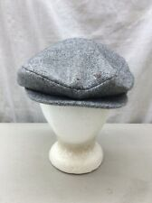 Nuova Inglese Classica Vintage Castagno Marrone Lana PADRINO HOMBURG Fedora Hat