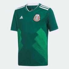Mexico 2018 World Cup Adidas Soccer Jersey Men'sL