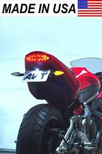 AVT Ninja 650 Fender Eliminator NI Kit 2009 - 2011 - LED Turn Signals 650R
