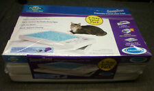 New listing Pet Safe Scoop Free Litter Box Tray Refills 3 Pack Disposable Kitty Cat