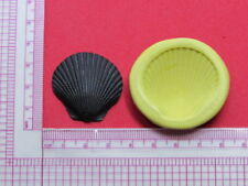 Sea Shell Seashell Silicone Mold A975 For Chocolate Candy Fondant Soap Resin
