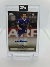 2020 TOPPS THE LOST ROOKIE CHELSEA JOHN TERRY AUTO /49