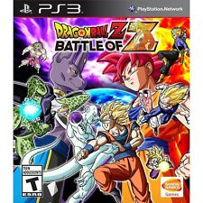 PLAYSTATION 3 DRAGON BALL Z: Battle of Z   BRAND NEW - FREE SHIPPING
