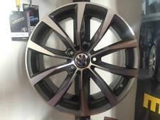 "Cerchi in lega Volkswagen Golf 5 6 7 GT Passat T-ROC Tiguan da 18"" Nuovi OFFERTA"