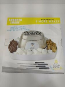 S'mores maker | |still in packaging | open box | comes with 4 roasting sticks