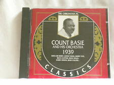 COUNT BASIE 1939 Chu Berry Lester Young Harry Edison Buck Clayton Classics CD