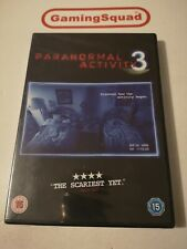 Paranormal Activity 3 NEW DVD, Supplied by Gaming Squad
