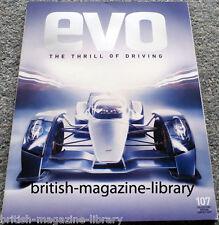 Evo Magazine Issue 107 - Caparo T1