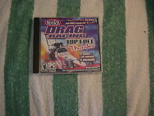 NHRA Drag Racing - Top Fuel Thunder (PC, 2003) 15 events, 48 vehicles, 4 Sec.
