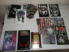 "ShadowHawk  DELUX Set  Image comic books Vol.1  2  3  plus ""0"" ,Special ,& More!"