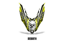 SIKSPAK Yamaha SR Viper RTX STX MTX Hood Decal Wrap Graphic Kit Snowmobile RB Y