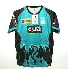 Brisbane Heat BBL Cricket Jersey BNWT Deadstock Signed Size Men's XL
