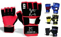 EVO Fitness Neoprene Gel Inner Gloves MMA Boxing Training Wrist Support Wraps