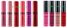 5 PCS NYX Butter Lip Gloss or NYX Matte Lipstick - Please Read!