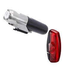 Cateye Volt 300 / Rapid X Combo USB Headlight Tail Light Kit