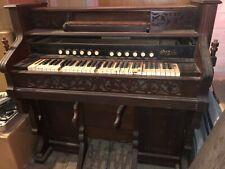 Vintage Antique Parlor Pump Organ Wooster
