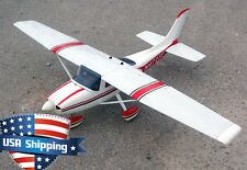 65in .40 Size Nitro/Electric Cessna 182 RC Airplane ARF (Fiberglass/Balsa)