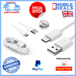 1M USB Type C Charger Cable Data Lead For Realme 7 7i Pro X7 Pro V3 V5