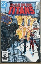 Teen Titans 1980 series # 41 near mint comic book