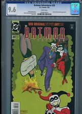 Batman Adventures #28 (Joker & Harley Quinn)  CGC 9.6  WP