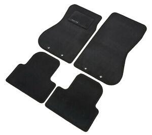 4er Satz Fußraumteppiche Jaguar S-Type, RHD, Footwell carpets, XR810022LFN
