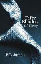 Fifty Shades of Grey New Paperback Book E. L. James