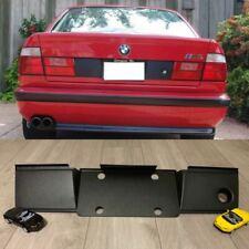 bmw e34 M5 rear number frame USA number  License Plate Bracket / Frame for USA