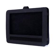 "9""- 9.5"" portable case holder for DVD player Car headrest mount Strap protective"