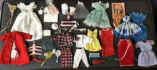 NICE!! Vintage Tressy Doll Huge Lot Clothes & Accessories Booklet So Much Here!!
