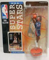 Scottie Pippen Rockets 98/99 Season NBA Super Stars Mattel  121919DBT2