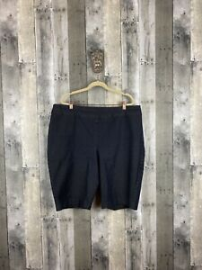 So Slimming by Chicos Denim Shorts Size 4
