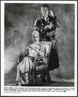 ~ Molly Ringwald Peter Weller Original 1990 Portrait Photo Women and Men