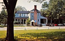 Hanover Court House Virginia~Barksdale Theatre~1950s Black Station Wagons~PC