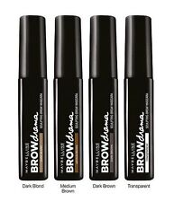 Maybelline BROW DRAMA Sculpting Eyebrow Mascara Taming Gel 4 SHADES! *Freepost*