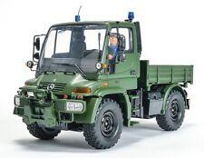 Carson Truckline - TL MB Unimog U300 Tarn Militär 1:10 RTR 2,4Ghz - 907174