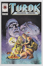 Turok Dinosaur Hunter #4 & 5 Set Valiant Michelinie Sears Morales Truman