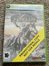 Two Worlds Promotional Copy Xbox 360