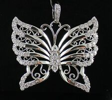 Robert Manse 1.83ct Absolute Butterfly Enhancer Pendant